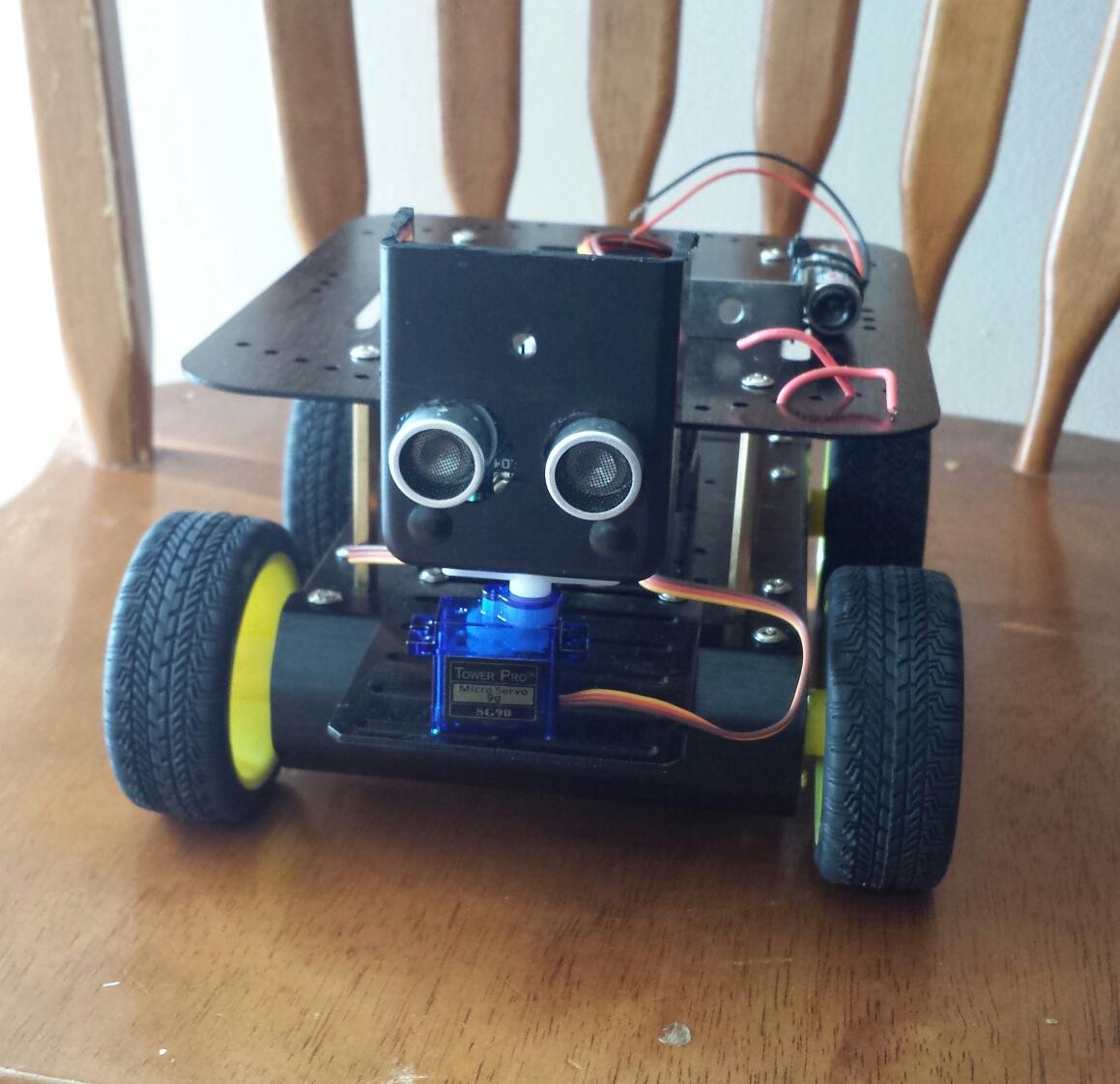 Rover Prototype Head